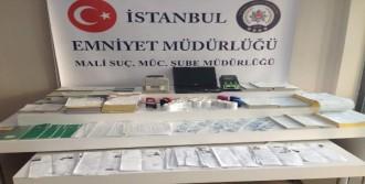 İstanbul'da Operasyon: 24 Gözaltı