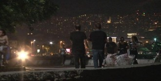 İstanbullular Akşam Sahillere Koştu