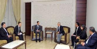 CHP'nin Esed Ziyaretindeki Reyhanlı Zanlısı