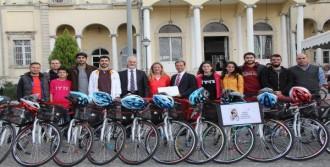 İyte Kampüsüne 30 Bisiklet