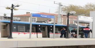 İzban'da Şüpheli Paket Yolcuları Tahliye Ettirdi