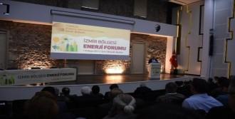 İzmir Bölgesi Enerji Forumu Başladı