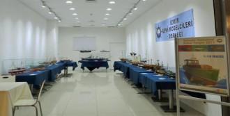 İzmir Park'ta Gemi Modelleri Sergisi