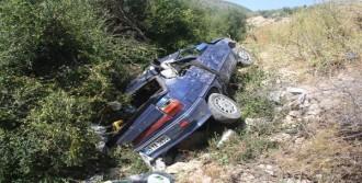 İzmir'de 2 Ayrı Kazada 6 Kişi Yaralandı