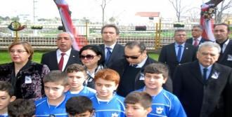 Gazeteci Süleyman Alasya Parkı Açıldı