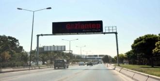İzmir'den Gaziantep'e Mesaj
