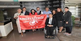 İzmir'in İlk ve Tek Kırmızı Bayraklı Oteli