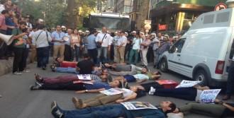 İzmit'te Barış Bloku'nun Barış Yürüyüşü'nde Gerginlik