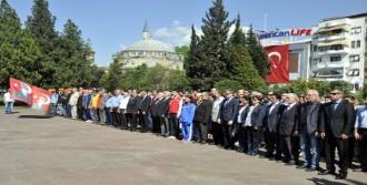 İzmit'te Buruk 19 Mayıs  Töreni