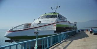İznik Gölü'nde Gemi Seferleri Başladı