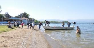 İznik Gölü'nde Kirlilik Alarmı