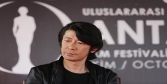 Japon Oyuncu Antalya'ya Hayran Kaldı