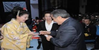 Japonlardan Yalova'da Deprem Eğitimi