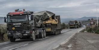 JÖHve PÖH Timleri Suriye'ye Girdi