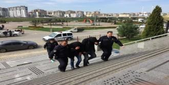 Kablo Hırsızlığına 4 Tutuklama