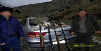 Kaçak Avcılara 5.5 Milyon Lira Ceza