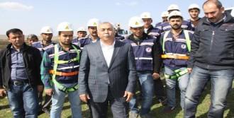 Kaçak Elektrikle Çalışan Trafolar Toplandı