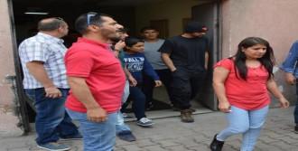 Kaçak Göçmenler Kayseri'ye Getirildi