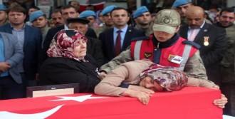 Kahramanmaraş'ta Şehide Son Görev