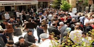 Kahramanmaraş'ta 15 Bin Kişiye Etli Pilav