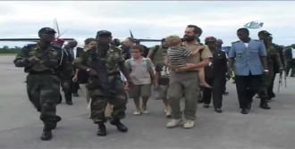 Fransız Aile Serbest Bırakıldı