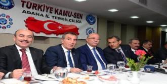Kamu-Sen 1 Mayıs'ı Adana'da Kutlayacak