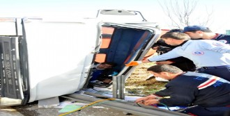 Kamyon Sürücüsü Olası Faciayı Önledi