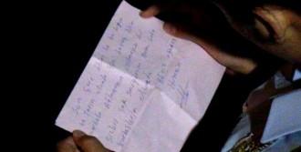 Kanal Kıyısında İntihar Notu Bırakan Genç Aranıyor