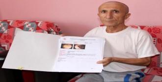 Kanserli Baba Çocuklarını Okutmak İçin Çay Ocağında Çalışıyor