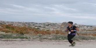 Kapadokya Ultra Trail Maratonu Başladı