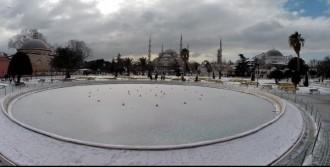 Kar Örtüsü Altında İstanbul