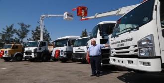 Karabağlar'da Araç Filosu Güçlendi