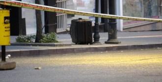 Karabük'te Şüpheli Valiz Boş Çıktı