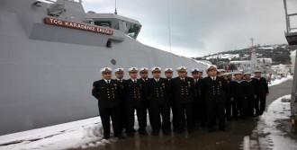 Karadeniz Ereğli Karakol Gemisi Tanıtıldı