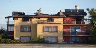 Karaman'da Yangın Faciası