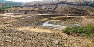 Karareis Barajı'nda Çalışmalar Hızlandı