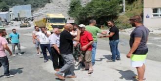 Karasu'da Taş Ocağı Öfkesi