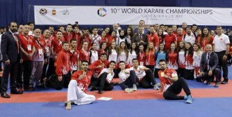 Karate Milli Takımı Dünya Üçüncüsü