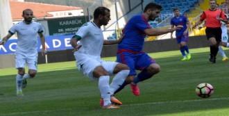 Kardemir Karabükspor - Giresunspor: 0-0