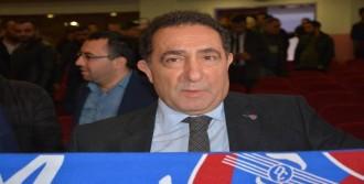 Karabükspor'un Başkanı Ziya Ünsal Oldu
