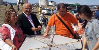 Karnaval Havasında Uçurtma Festivali
