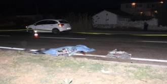 Salihli'de Kaza: 1 Ölü