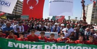 Karşıyaka Stadı İçin Tarihi Günde Coşku