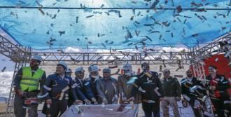 'Anadolu Lisesi'nin Temeli Atıldı'