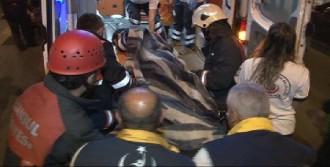 Kartal'da Trafik Kazası : 1 Yaralı