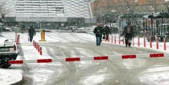Kar Kalınlığı 80 Santime Çıktı