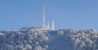 Verici İstasyonu Buz Kesti