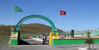 PKK Mezarlığına Bayram Ziyareti