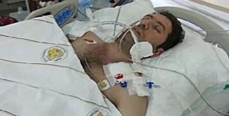 Kavgada Bıçaklanan Enişte Hastanede Öldü