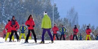 Kayakta Liseli Kızlara Pozitif Ayrımcılık